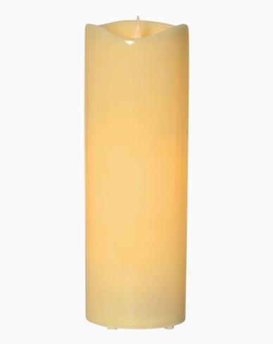 Star Trading LED stearinlys Grande 38cm