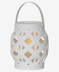Star Trading Lykta Flame lantern H 16cm, batteridriven
