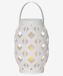 Star Trading Lykta Flame lantern H 23cm, batteridrevet