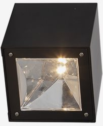 Star Trading Solcelle-vegglampe Wally Cube