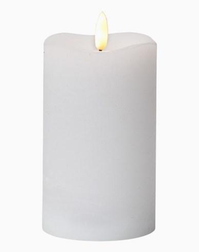 Star Trading LED Blockljus Flamme 14cm