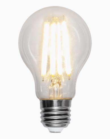 Star Trading LED-pære E27 Clear 9,5W/2700K (99W)