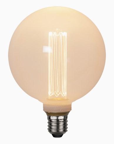 Star Trading LED-lampa E27 G125 Classic glass, 1W/2000K