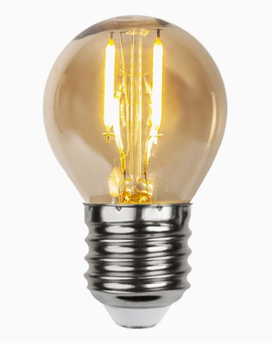 Star Trading LED-pære E27 24V 0,23W/2500K