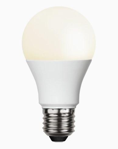 Star Trading LED-pære E27 A60  Sauna (60°). 4,5W(40W)/2700K