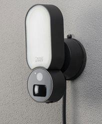 Konstsmide Smartlight 5W / 12V svart, Kamera, Högtal. Mikr