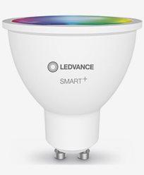 Ledvance SMART+ WiFi PAR16 RGBW 50 40° GU10