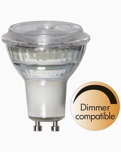 Star Trading LED-lampa GU10 MR16 Spotlight Glass