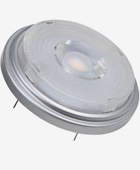 OSRAM LED AR111 50 Glow DIM 24° 7,3W/927