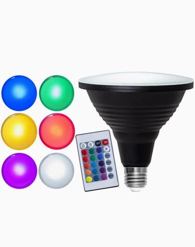 Star Trading LED-lampa E27 PAR38 Spotlight Outdoor