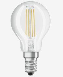 Osram LED-LAMPA Klot 40 5W/2700K E14