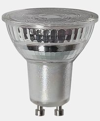 Star Trading Spotlight LED Glas GU10 6,5W/3000K (65W)