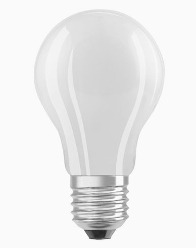 OSRAM LED-lampa Normal MATT 2,8W/827 (25W) E27. Dim.