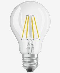 OSRAM LED NORMAL KLAR dim 12W/840 (100W) E27