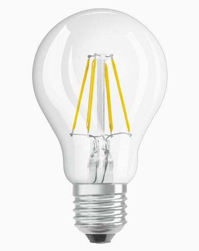 OSRAM LED-lampa Normal Klar 12W/840 (100W) E27. Dim.