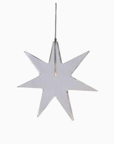 Star Trading Karla plexistjärna 25cm, 3 meter kabel