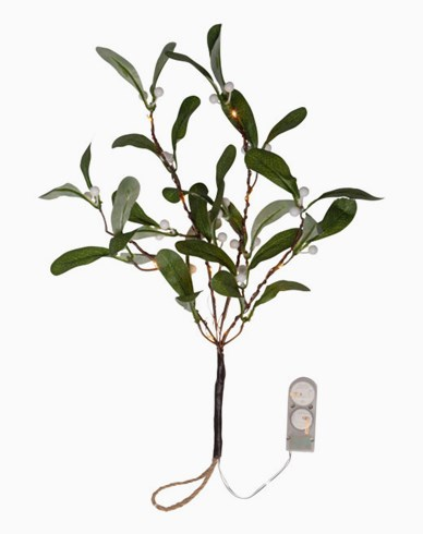 Star Trading Dekorativ kvist Mistletoe