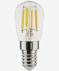 Airam Filament LED päronlampa 3W/822 Dim