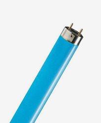 Osram T8 lysrör blå. FH 58W/67 HE