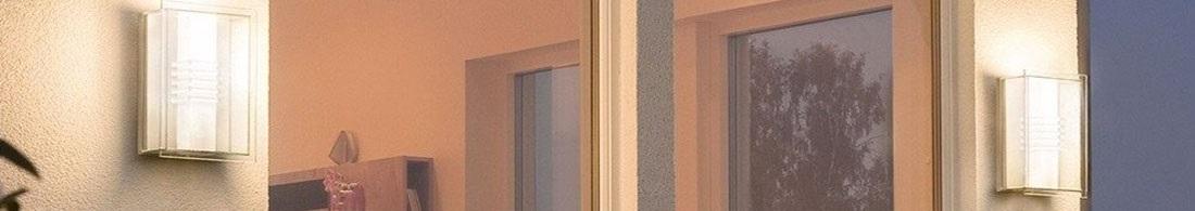 Tillbehör vägglampor utomhus