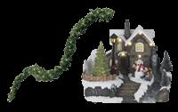 Juledekorasjoner /projektorlampe