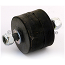 Engine mounting with fittings for Volvo Amazon, standard