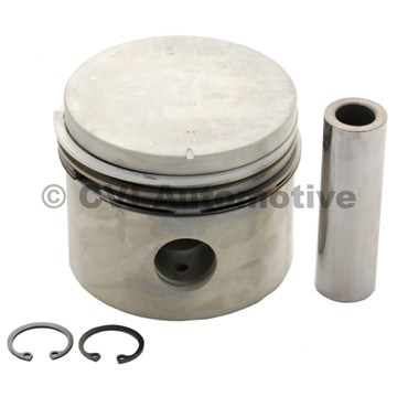 """Piston with rings, B18 +030"""" (price each - ONLY 3 REMAINING!)"""
