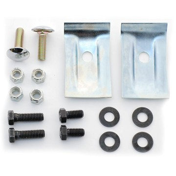 Bumper fitting kit, Amazon (NB! 4 kits per car)
