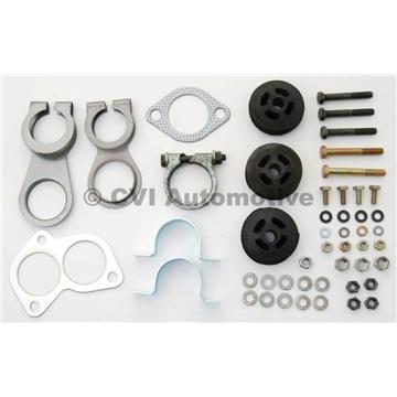 Fitting kit, exhaust P210 B18
