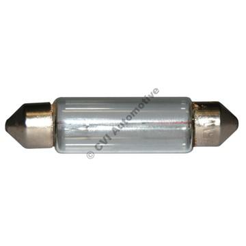 Bulb, interior lamp + no.plate 12v/10W