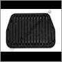Pedalgummi broms 850/SVC70 92- +V70N/S60/80/XC90 automatbil