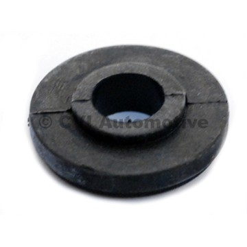 Rubber washer, dynamo fitting