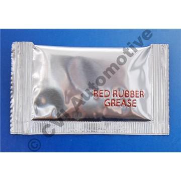 Bromscylinderfett (röd)