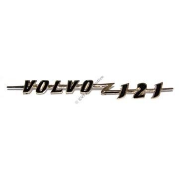 """Volvo 121"" badge (1961-1964)"