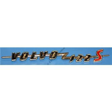 """""""Volvo 122S"""" badge (1961-1964)"""