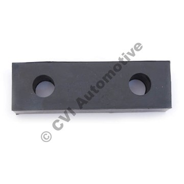 Rubber block, PV rear axle (4/car)