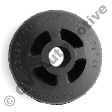 Rubber cushion (black)