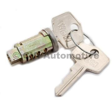 Bootlid lock, Amazon 120/130