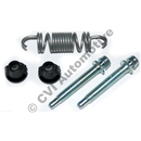 Adjuster kit headlamp bowl, 1800 (Includes 668069/76/78)