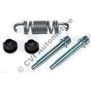 Adjuster kit headlamp bowl, 1800 (Includes 668069/76/78)