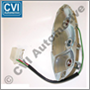 Taillamp reflector, Az P120/P130