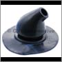 Gear shift boot (black), Amazon '65-'70 (with felt inner - Volvo genuine)