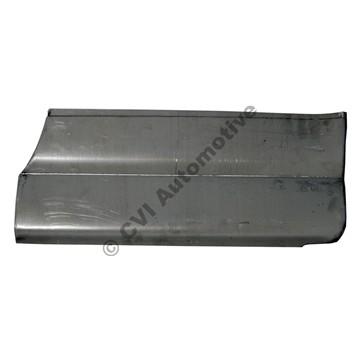 Rear sill repair, Az 2-dr, lhs