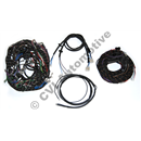 Wiring harness 1800S USA 1968 (dual-circuit brakes)(ch# 25500-  LHD B18)