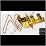 Heater control valve, P1800
