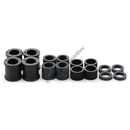 Bushing set front axle, PV/Duett