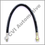 Brake hose REAR 544/210/Amazon B18 (& FRONT/REAR hose on 444/445)