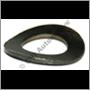 Spring washer, curved (I.d=11,5 mm)