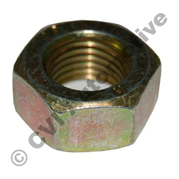 Nut, U bolt rear axle PV