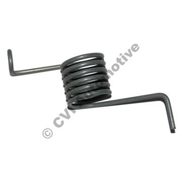Return spring clutch pedal (M46 1985-, + M47)